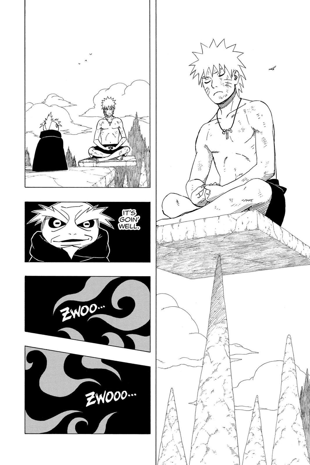 Naruto, Chapter 418 image 002
