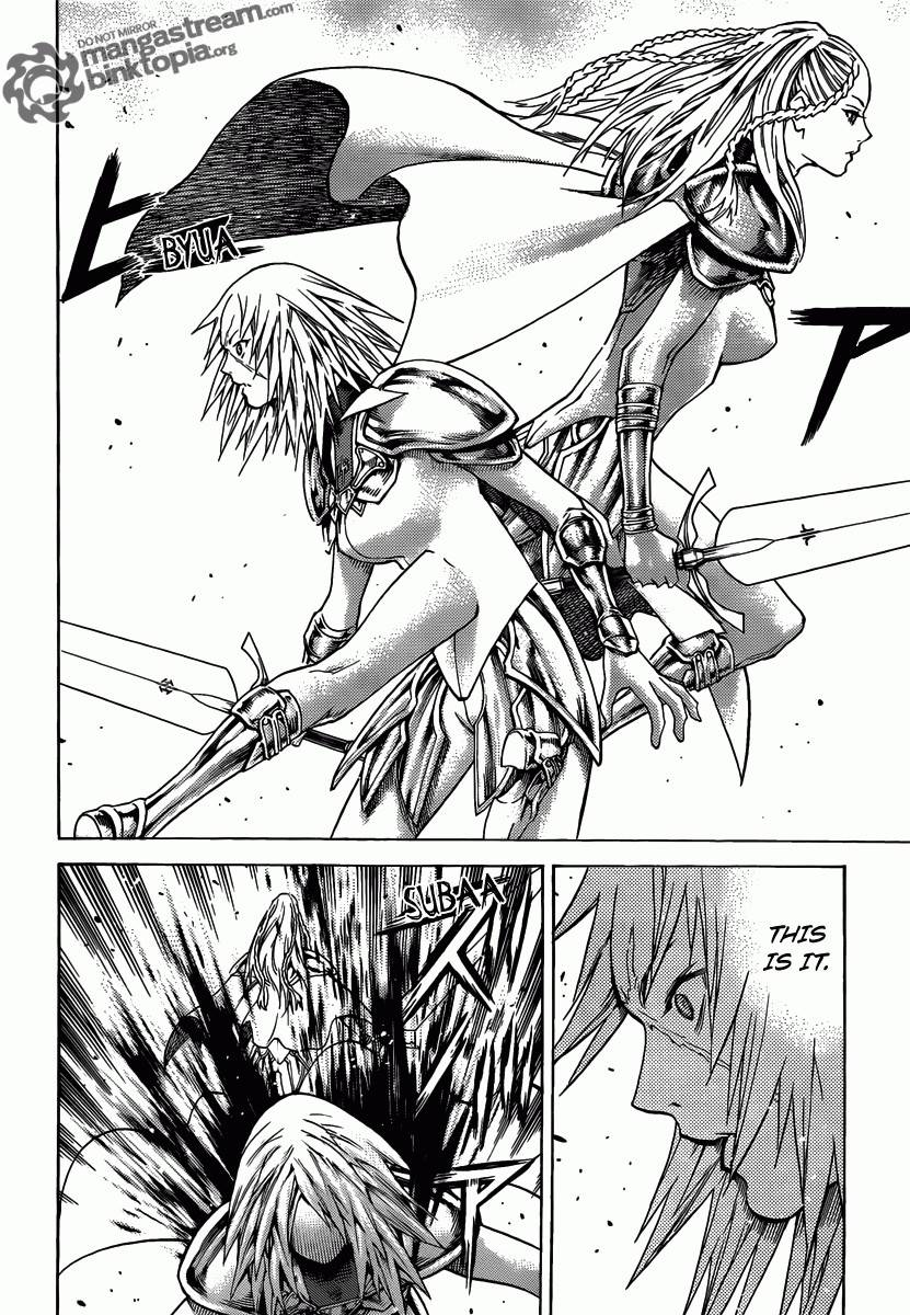 Claymore, Chapter 116 image 020