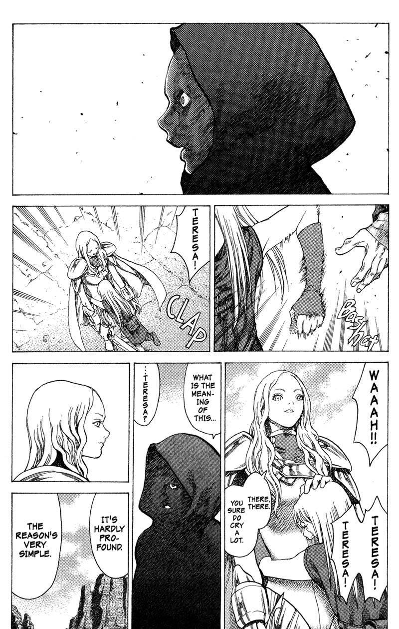 Claymore, Chapter 17 image 024