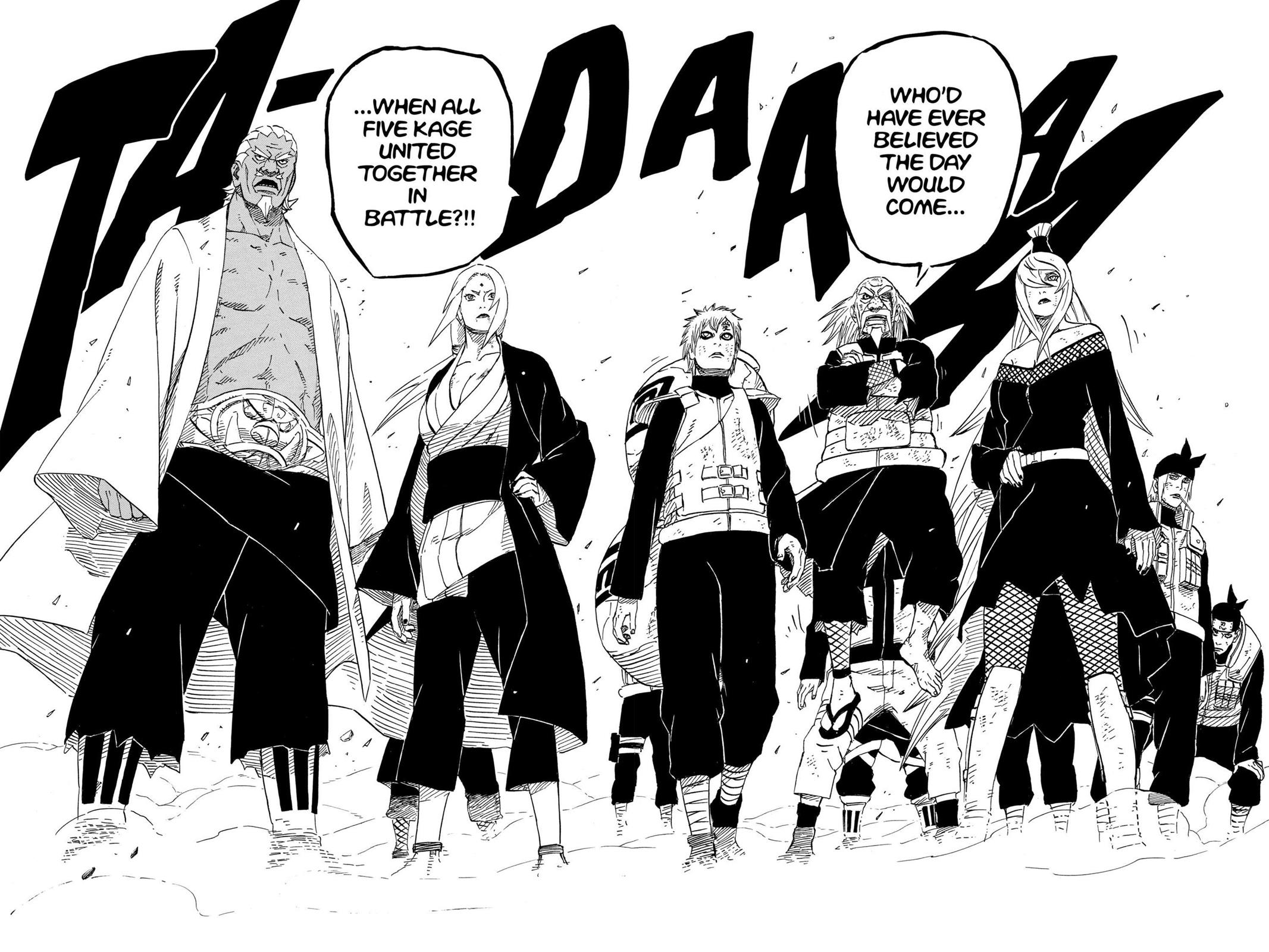 Naruto, Chapter 562 image 016