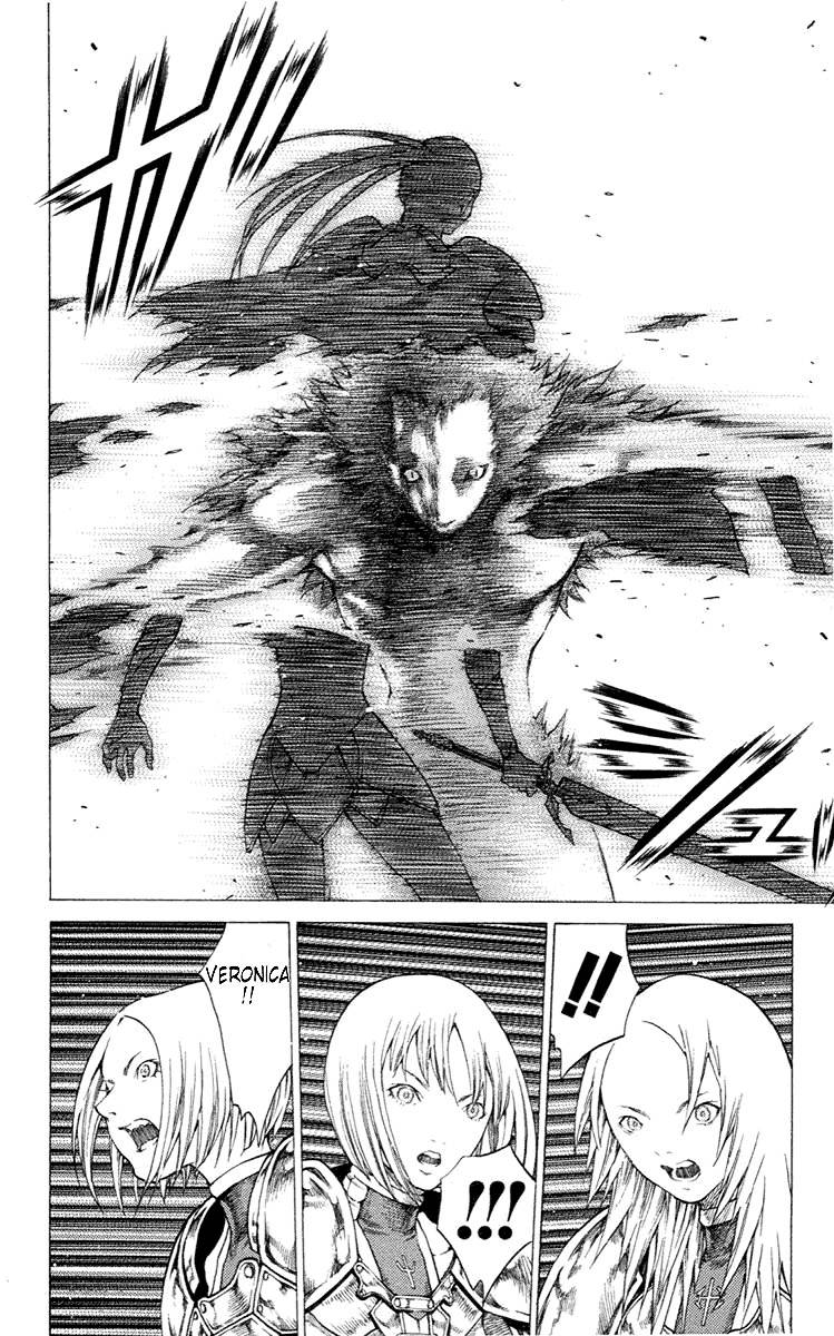 Claymore, Chapter 57 image 016