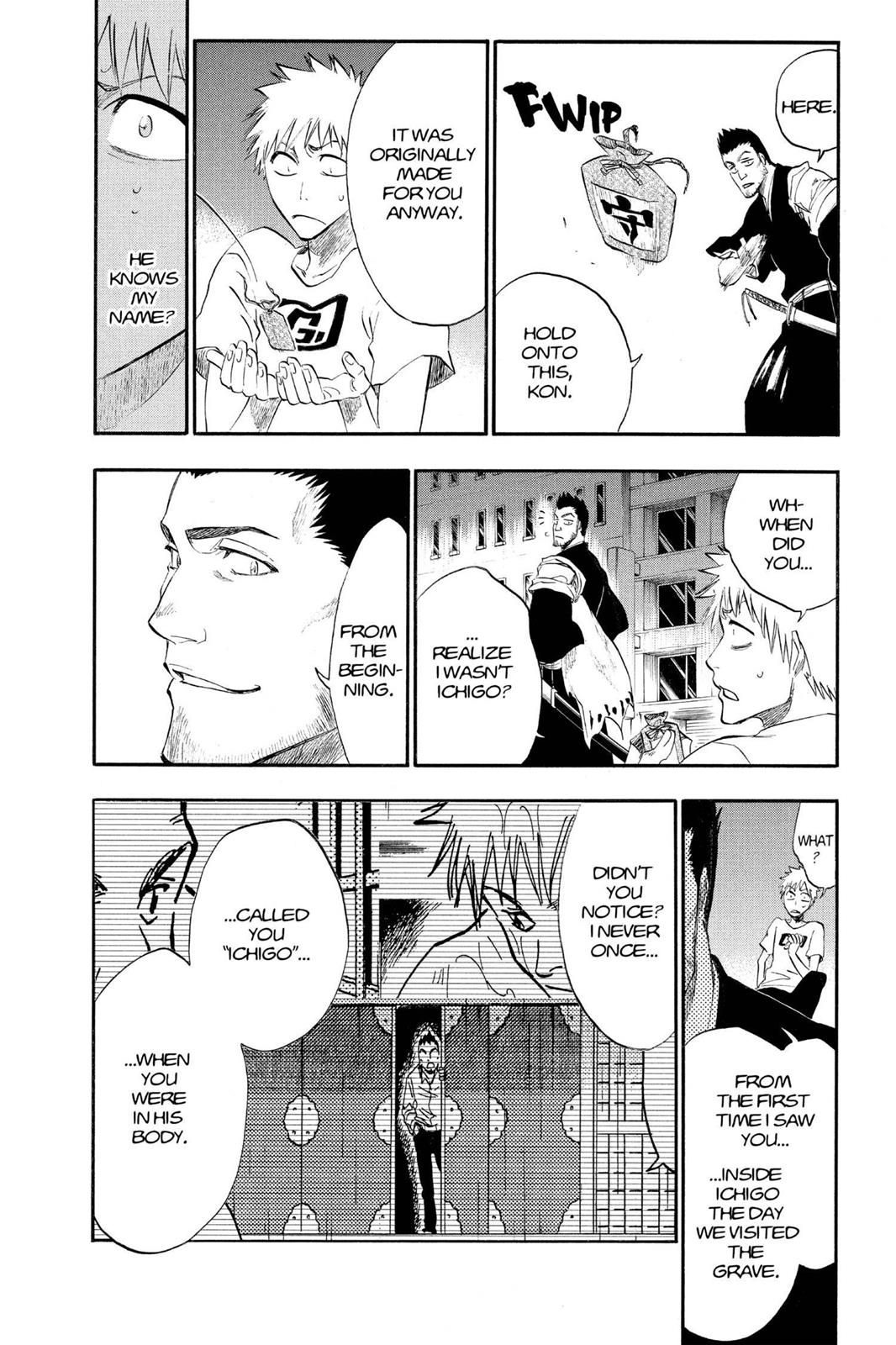 Bleach, Chapter 187 image 008