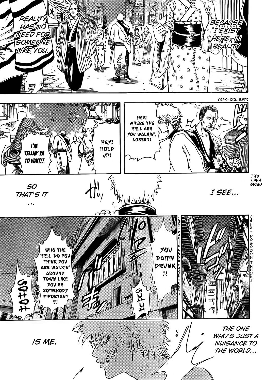 Gintama Chapter, 373 image 007