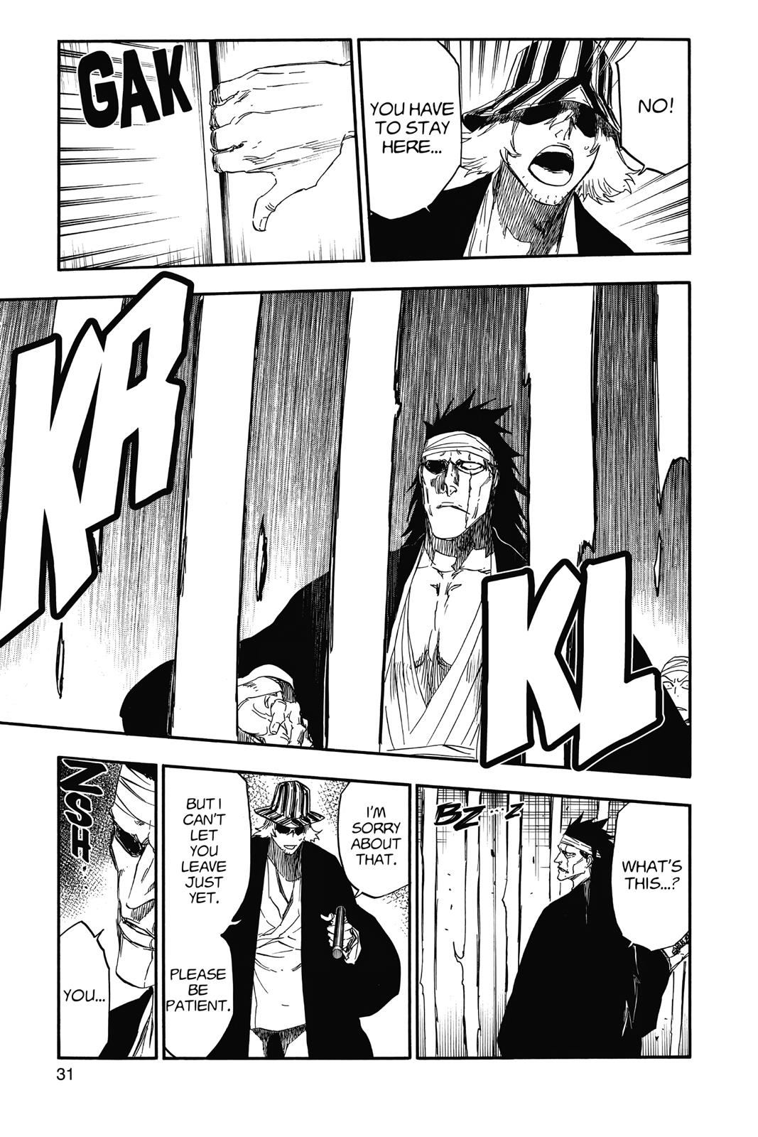 Bleach, Chapter 613 image 007