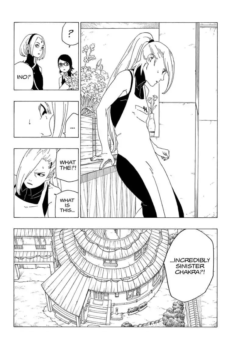 Boruto Manga, Chapter 36 image 019