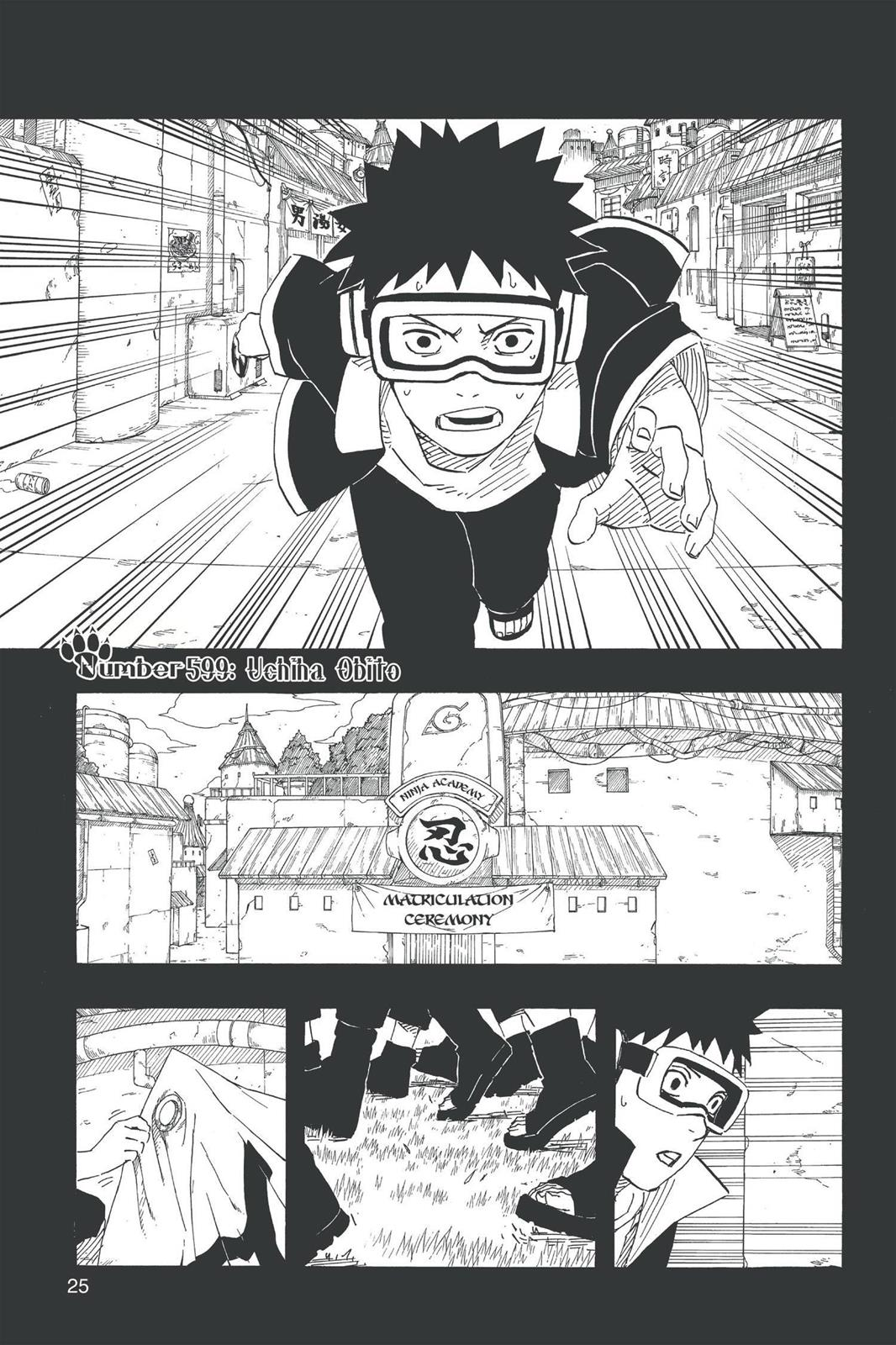 Naruto, Chapter 599 image 001