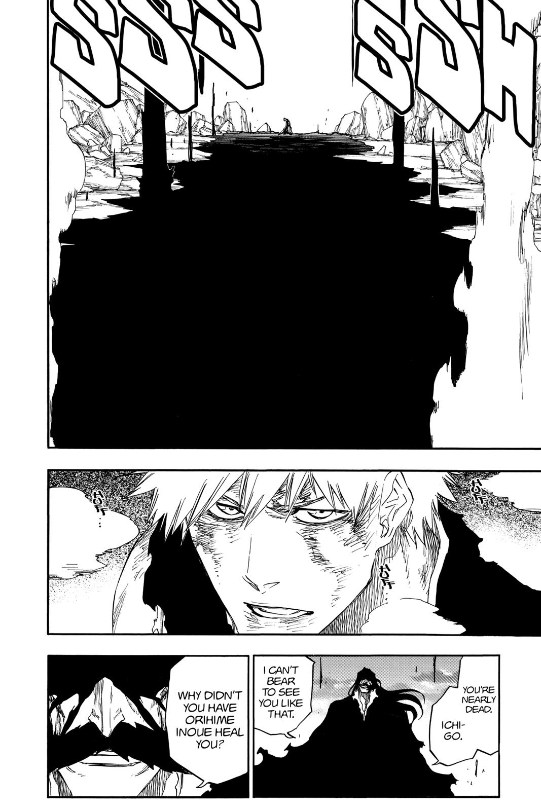 Bleach, Chapter 683 image 002