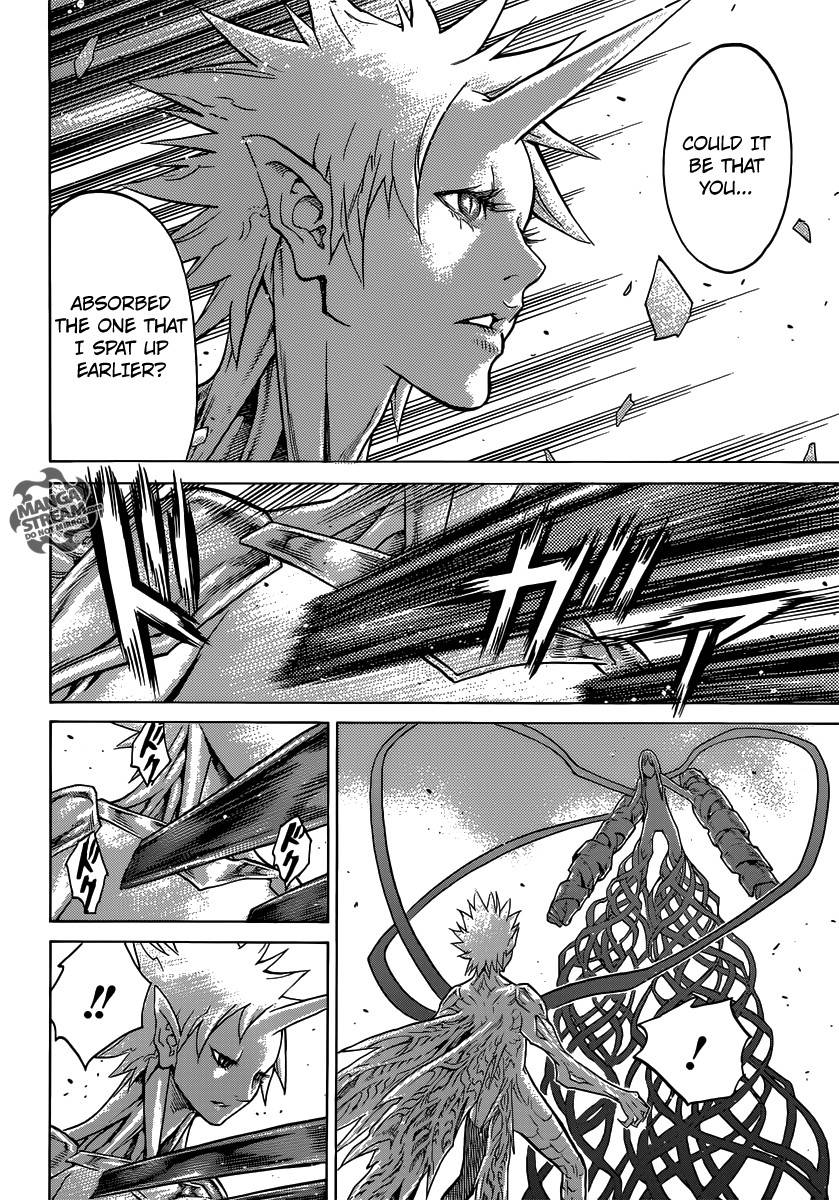 Claymore, Chapter 138 image 010