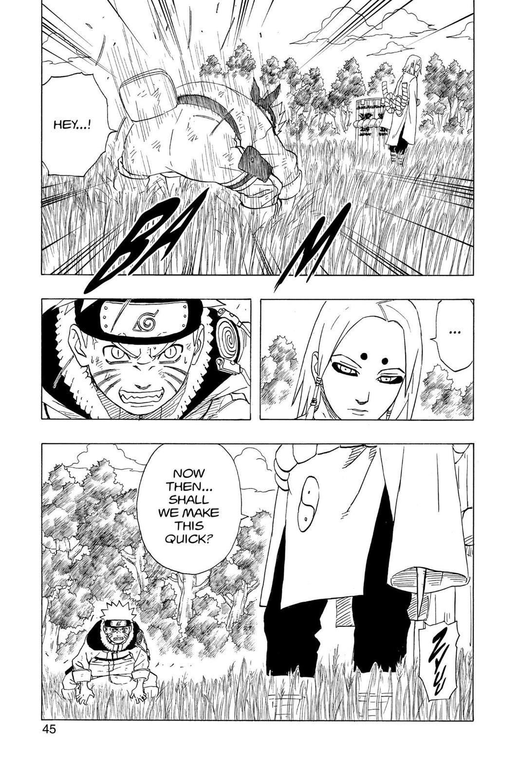 Naruto, Chapter 201 image 019