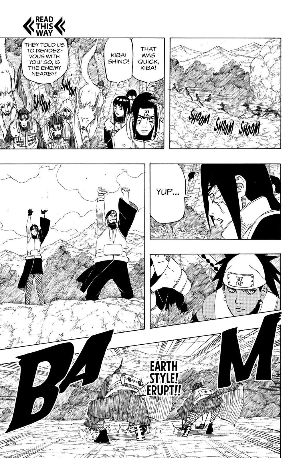 Naruto, Chapter 521 image 007