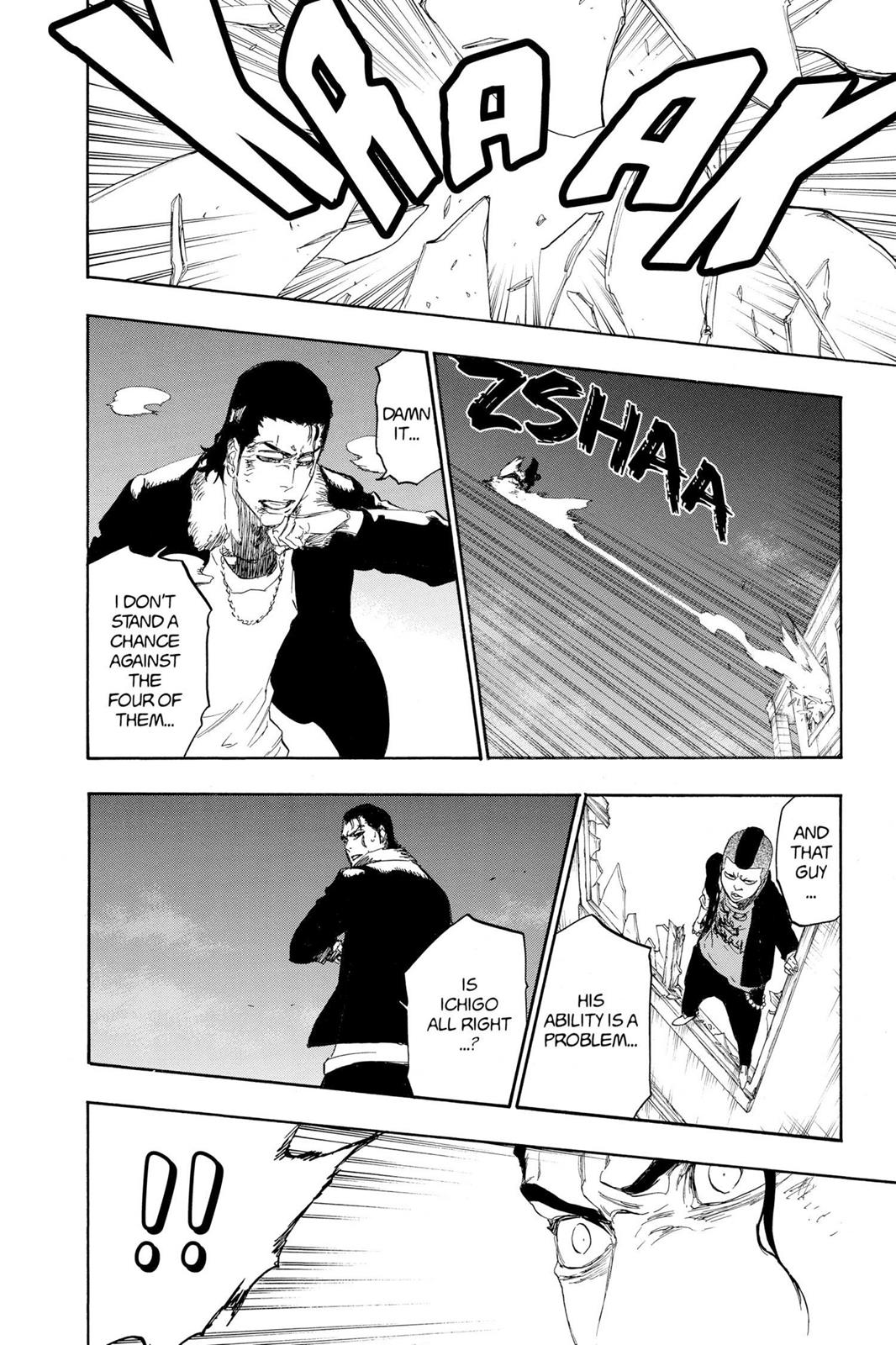 Bleach, Chapter 457 image 014