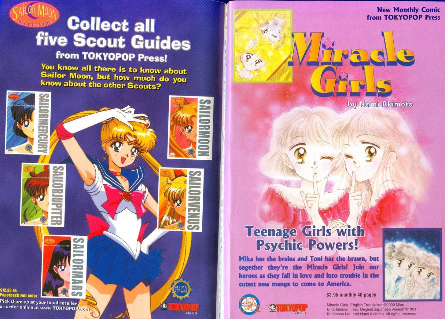 Sailor Moon, Cahpter 1.3 image 055