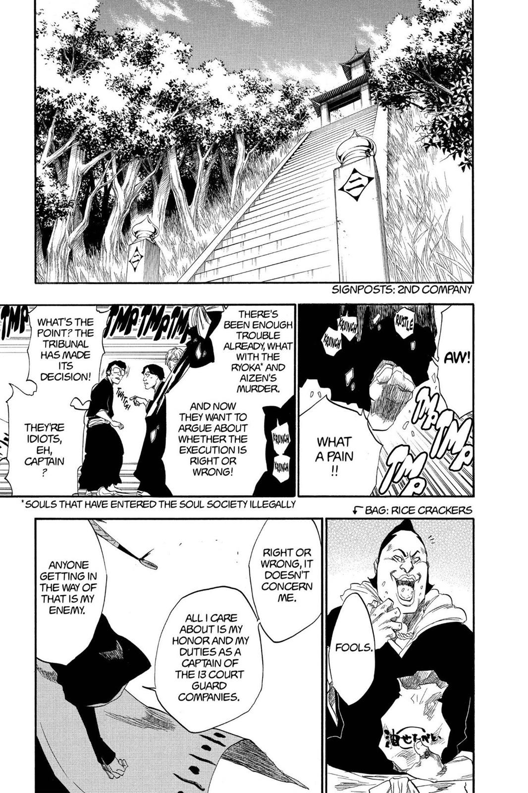 Bleach, Chapter 138 image 009