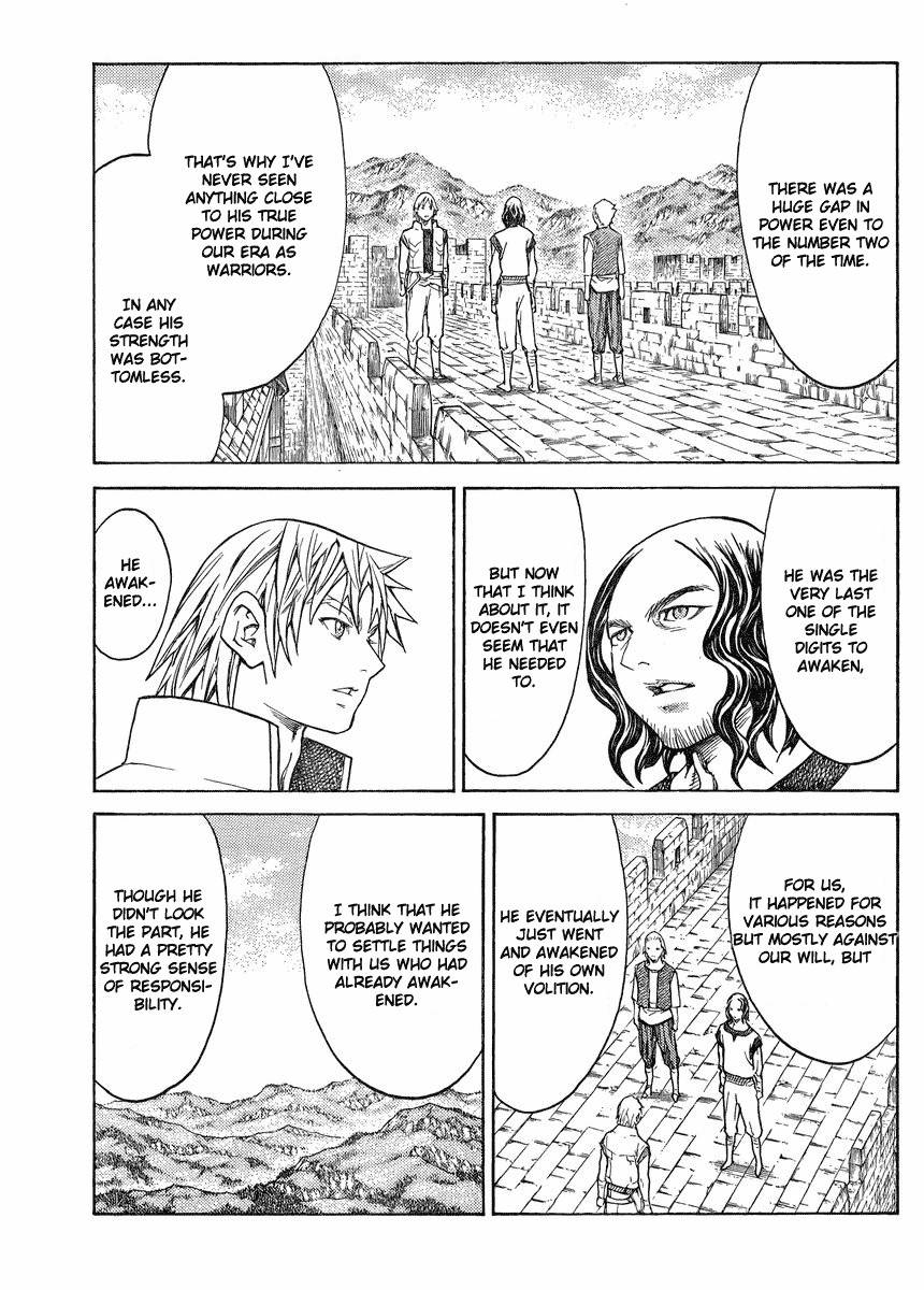 Claymore, Chapter 132 image 005