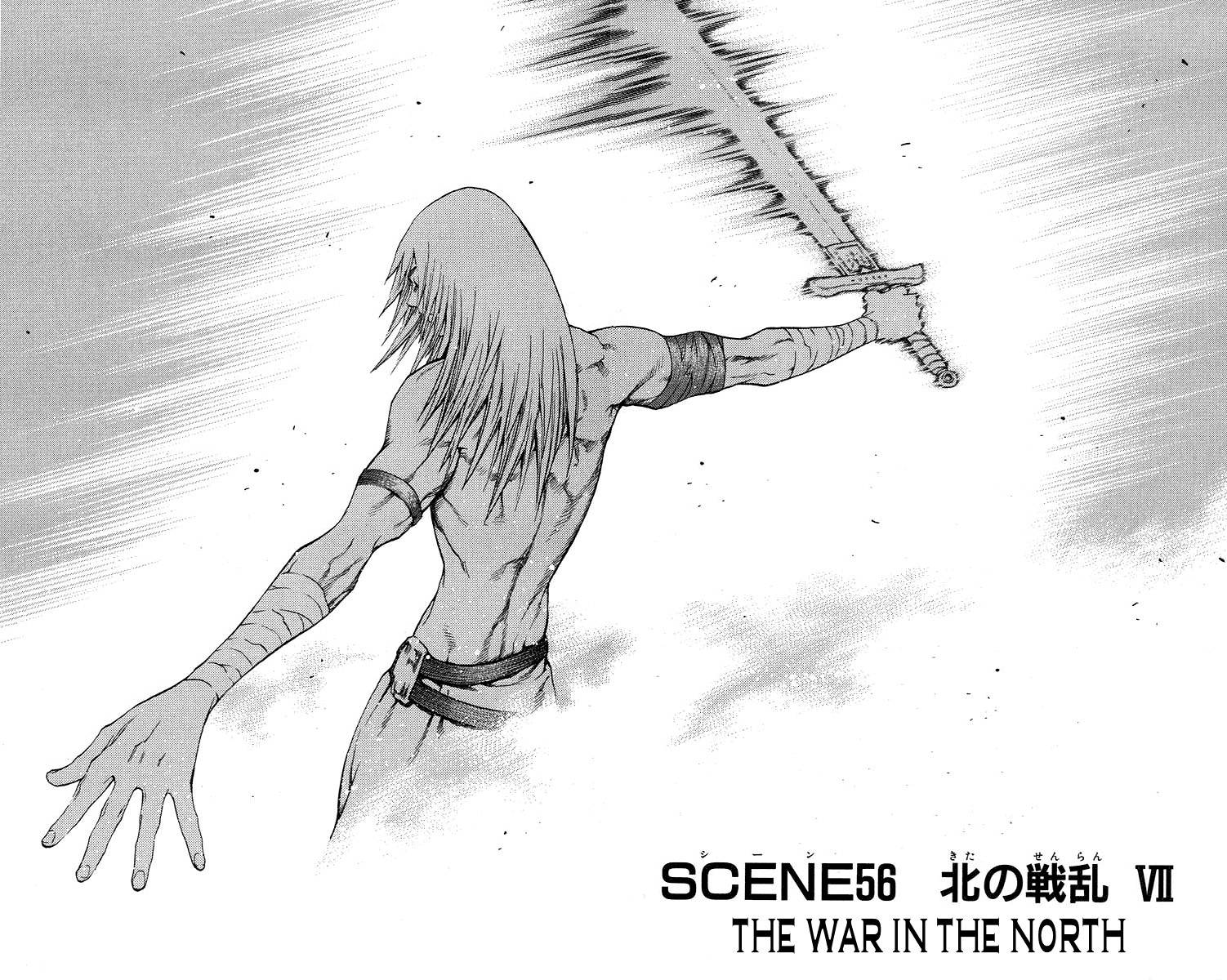 Claymore, Chapter 56 image 002