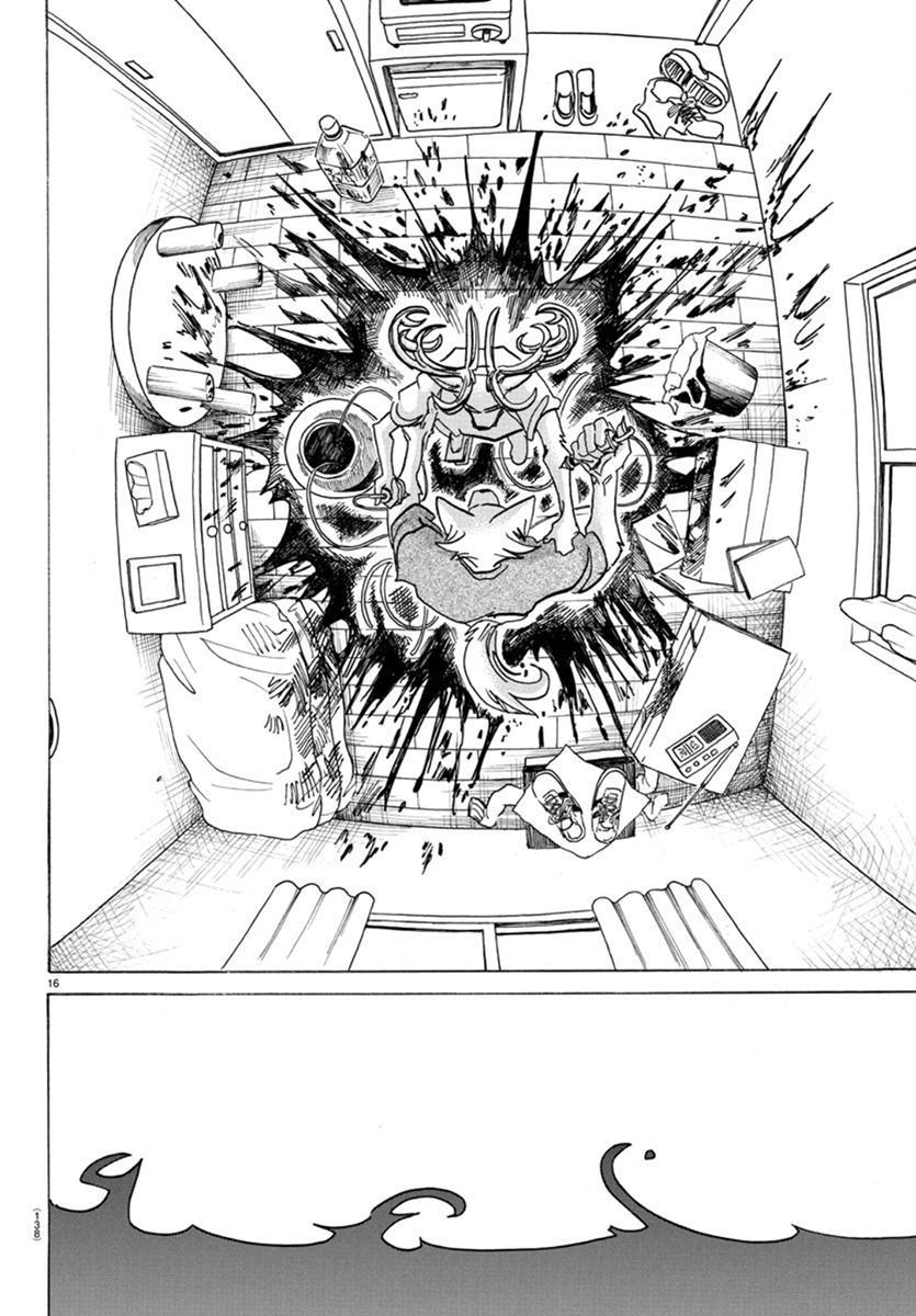 Beastars Manga, Chapter 175 image 014