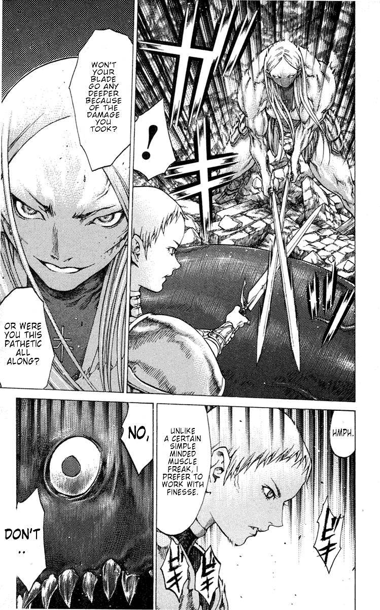 Claymore, Chapter 54 image 007