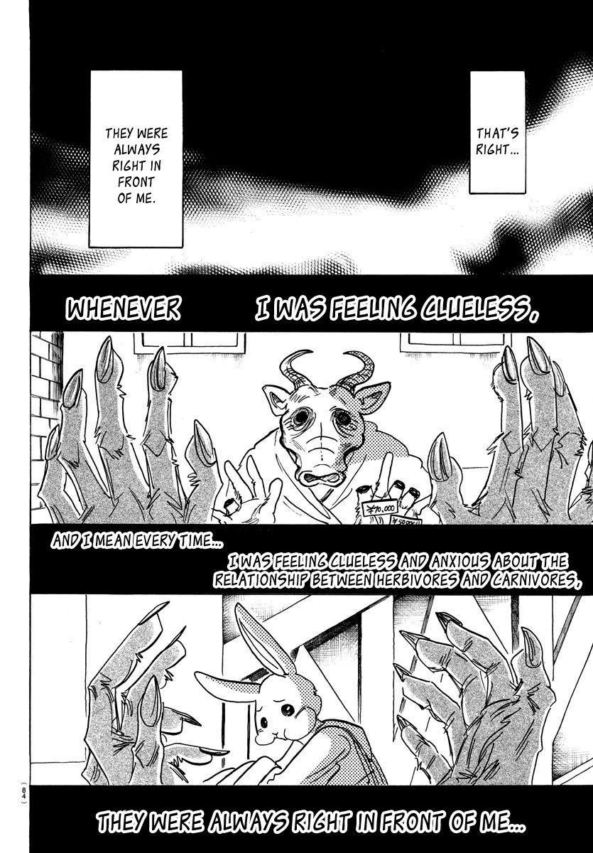 Beastars Manga, Chapter 187 image 012