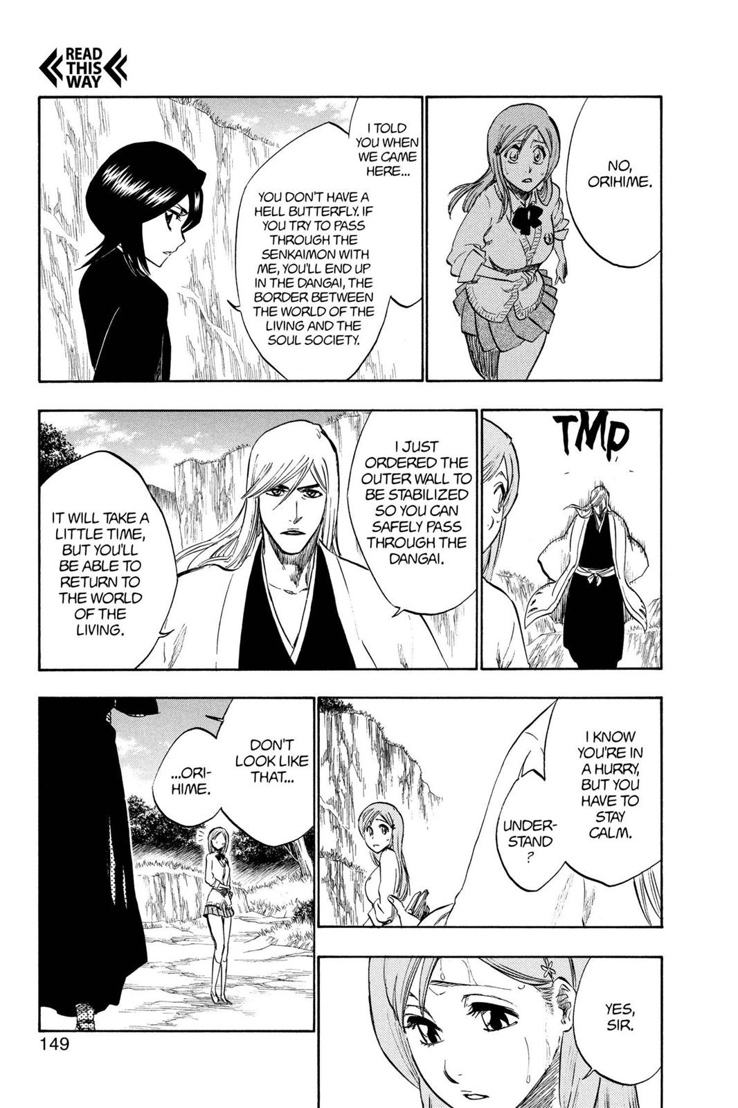 Bleach, Chapter 231 image 005
