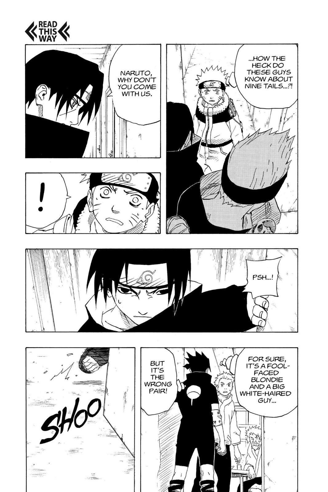 Naruto, Chapter 145 image 010
