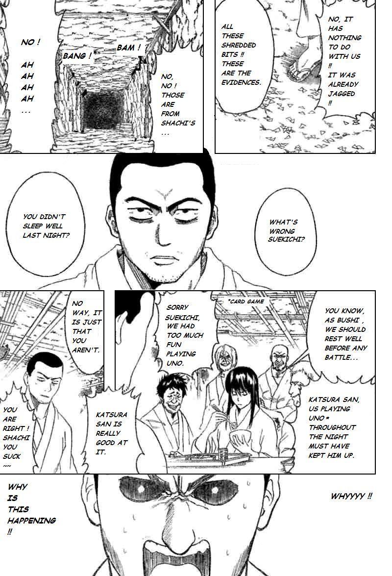 Gintama Chapter, 194 image 009