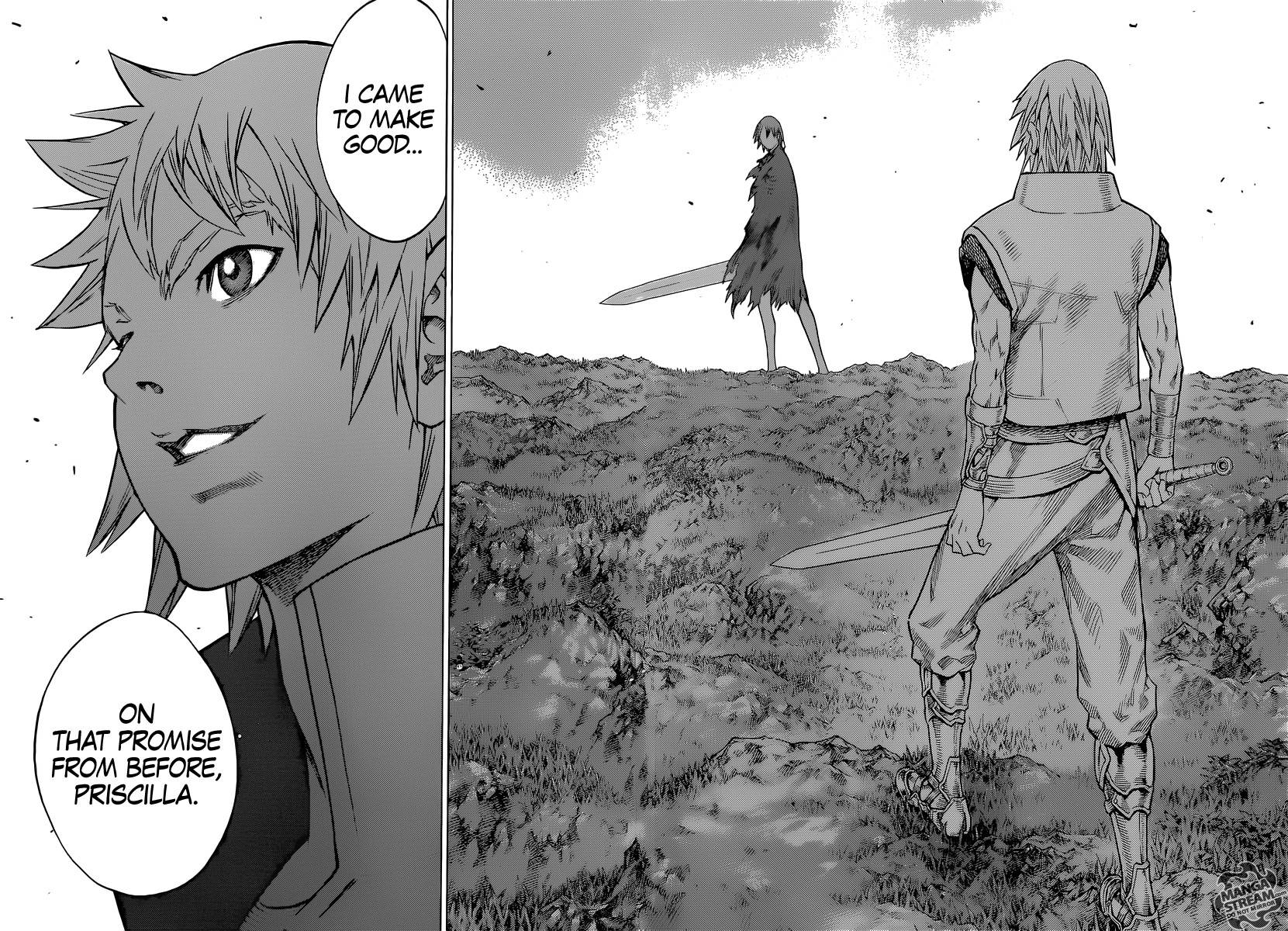 Claymore, Chapter 144 image 007