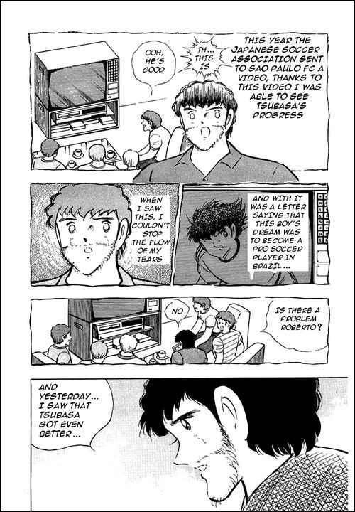 Captain Tsubasa, Chapter 93 image 009