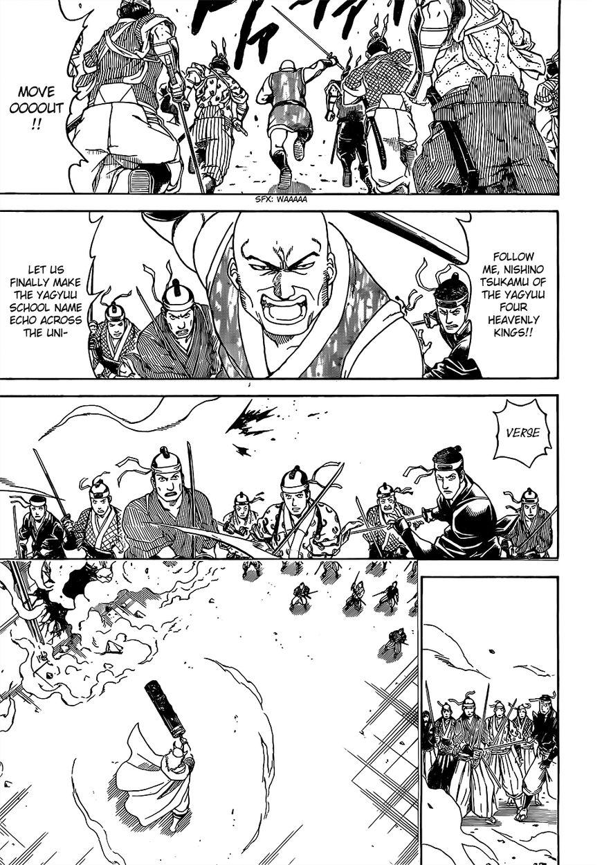 Gintama Chapter, 617 image 016