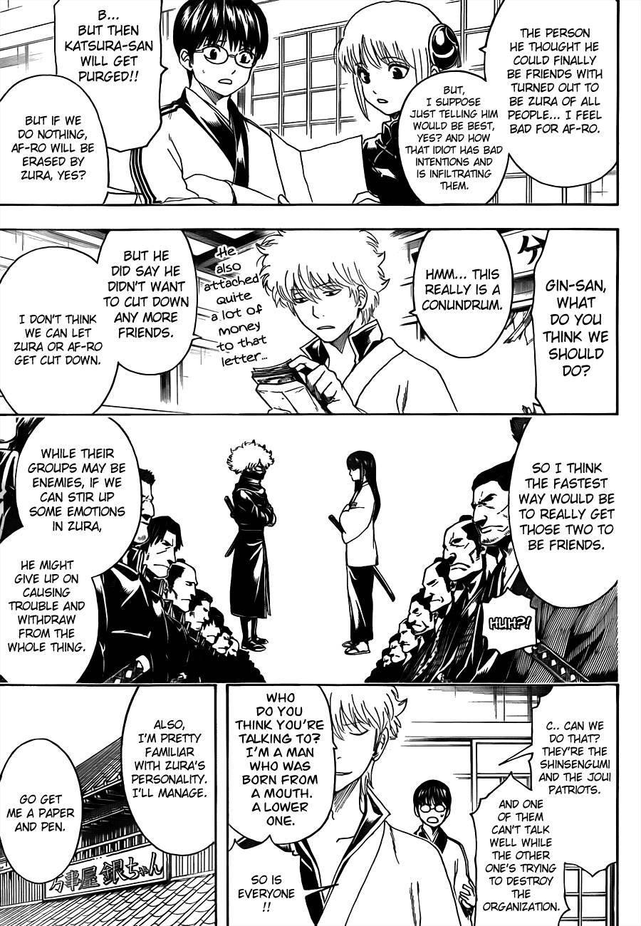Gintama Chapter, 489 image 009