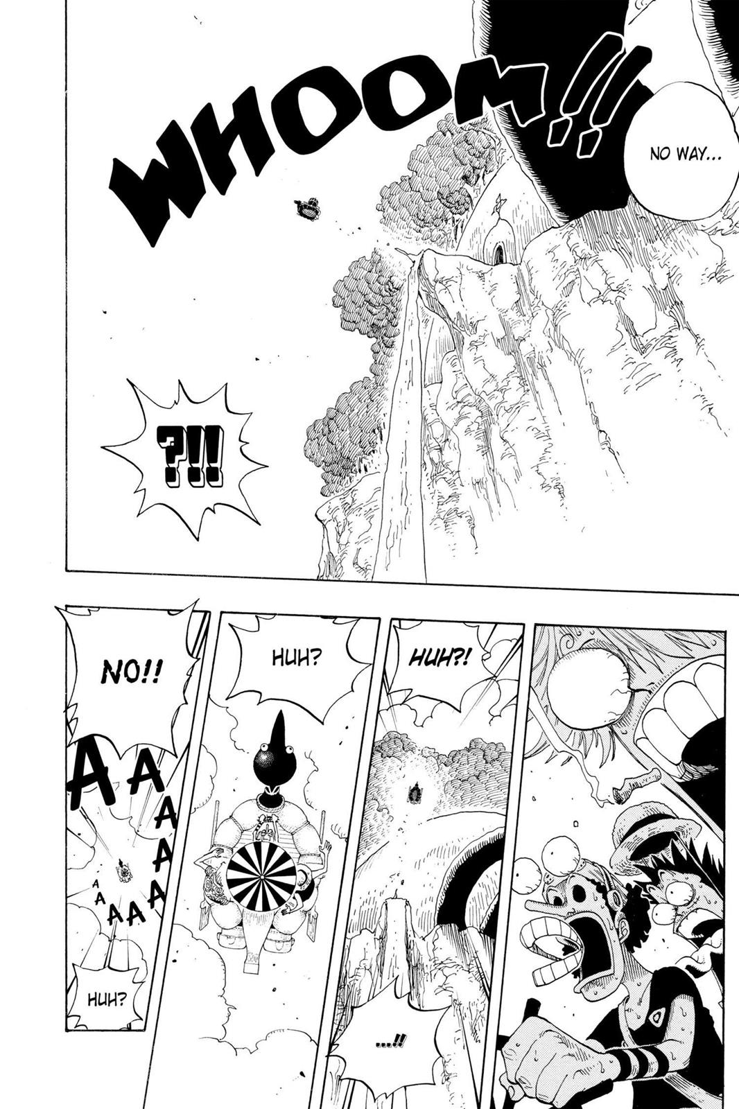 One Piece, Chapter 246 image 007
