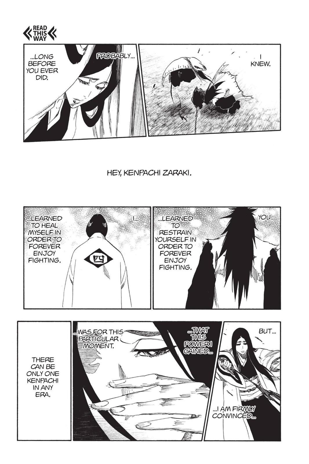 Bleach, Chapter 526 image 013