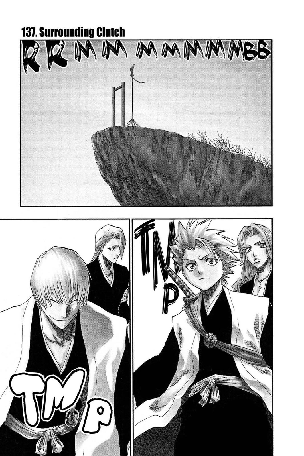 Bleach, Chapter 137 image 001