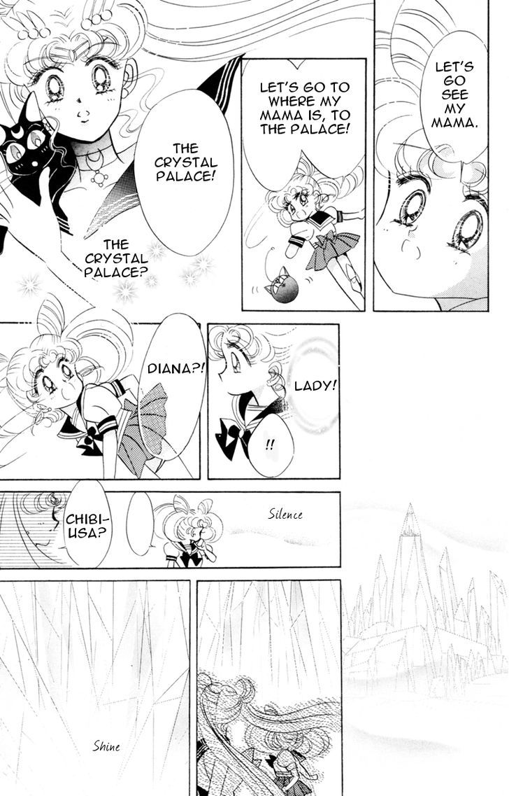 Sailor Moon, Cahpter 19 image 037