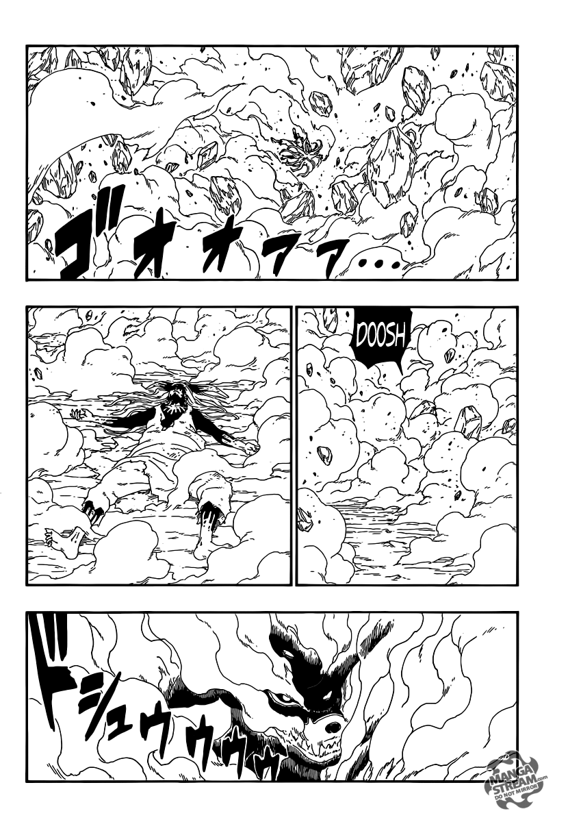 Boruto Manga, Chapter 8 image 032