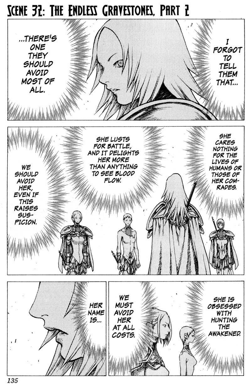 Claymore, Chapter 32 image 001