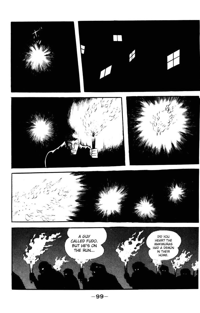 Devilman, Chapter 5 image 092