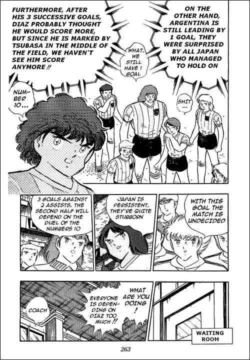 Captain Tsubasa, Chapter 94 image 057