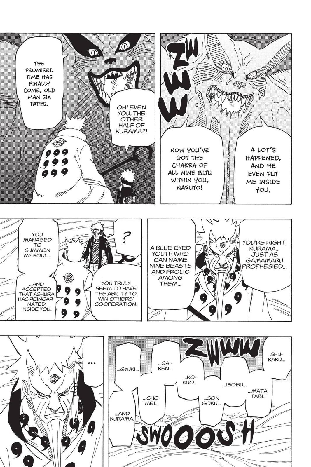 Naruto, Chapter 671 image 012