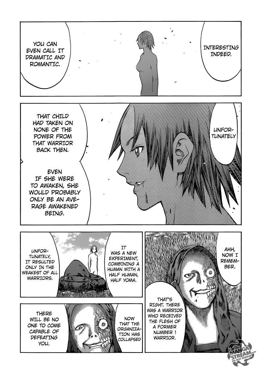 Claymore, Chapter 144 image 004