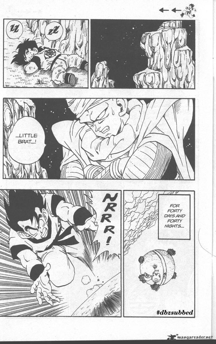 Dragon Ball, Chapter 211 image 011