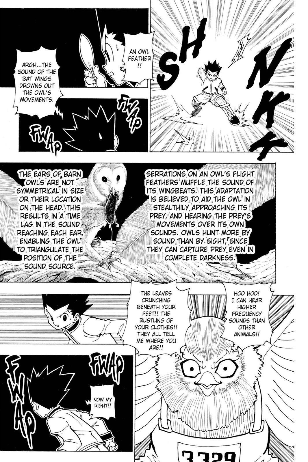 Hunter X Hunter, Chapter 232 image 003