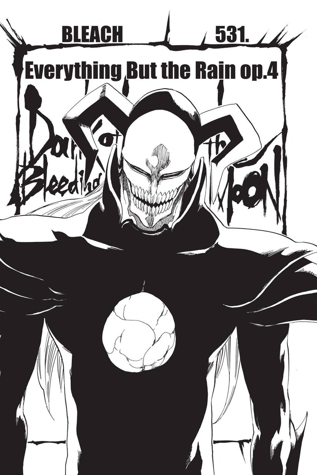 Bleach, Chapter 531 image 012