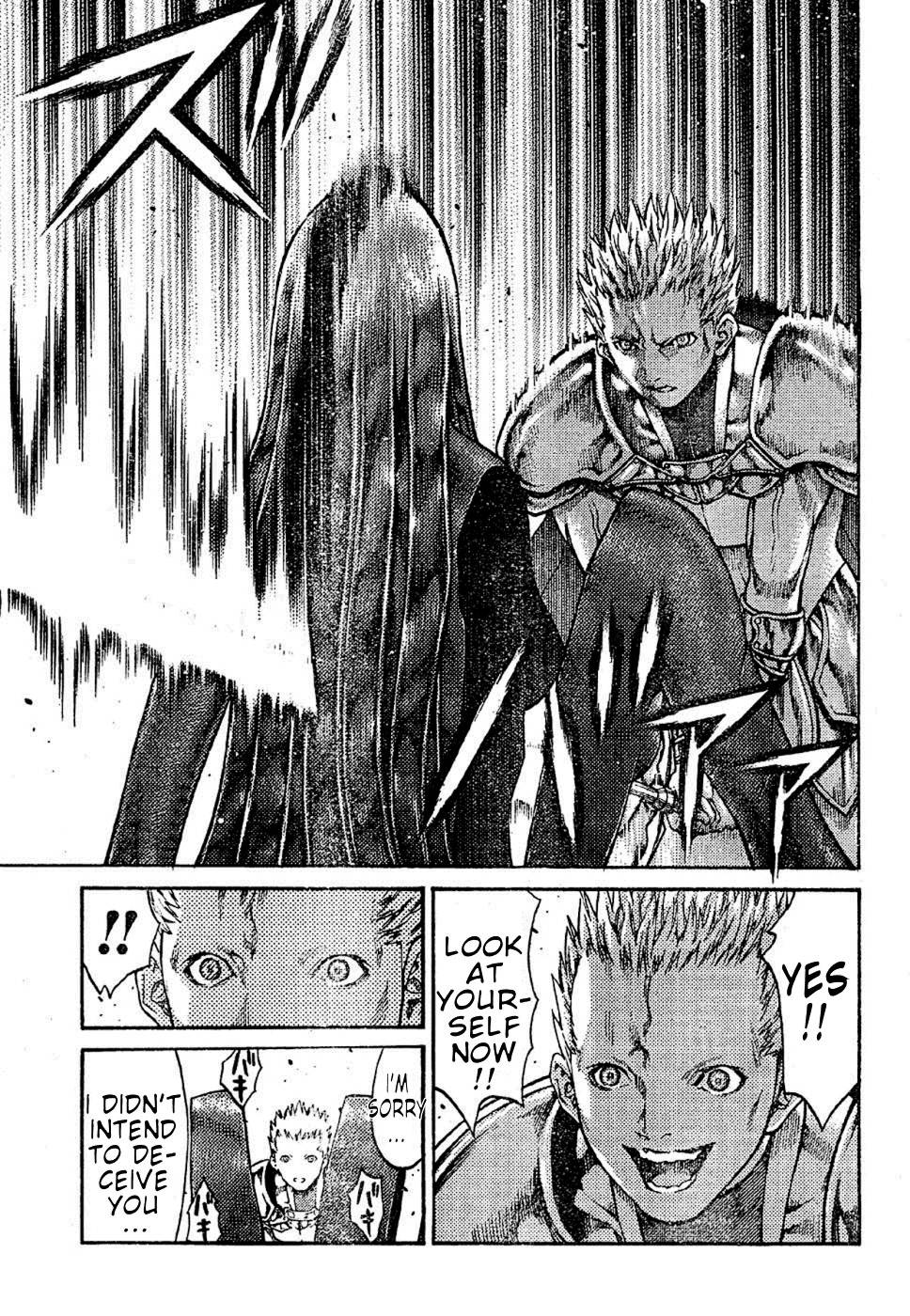 Claymore, Chapter 70 image 010