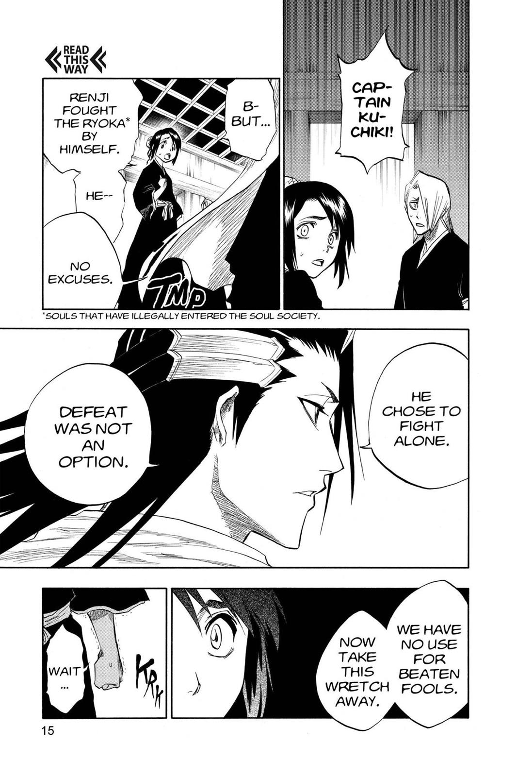 Bleach, Chapter 99 image 016