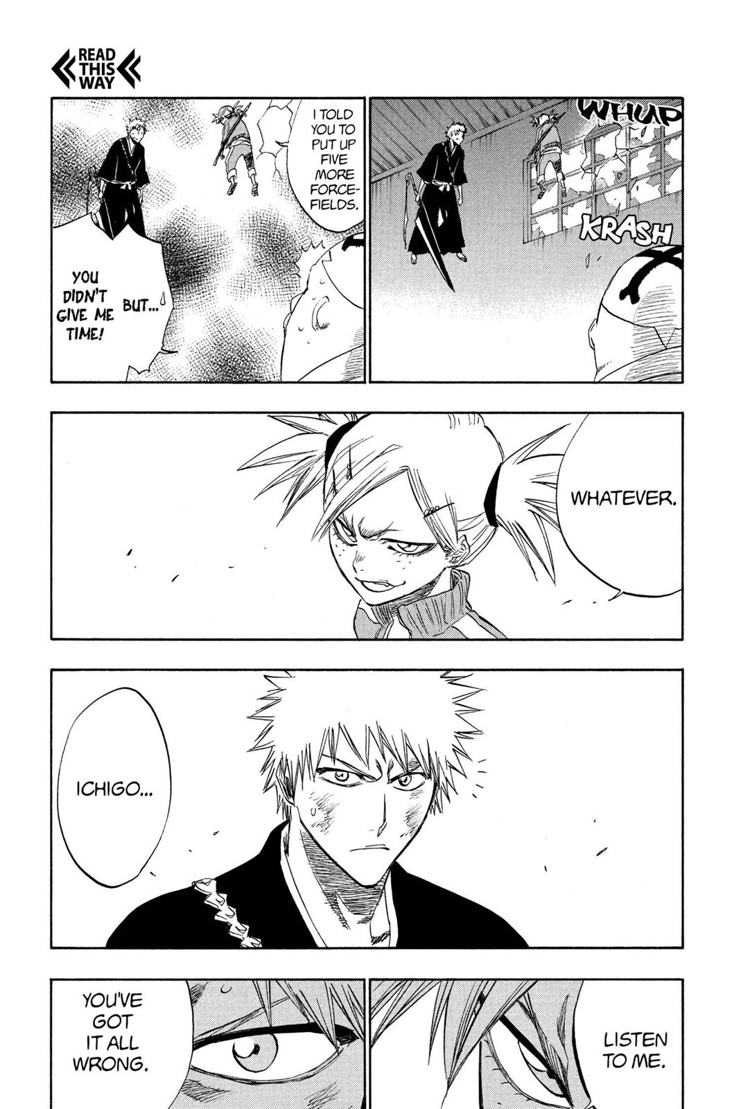 Bleach, Chapter 215 image 021