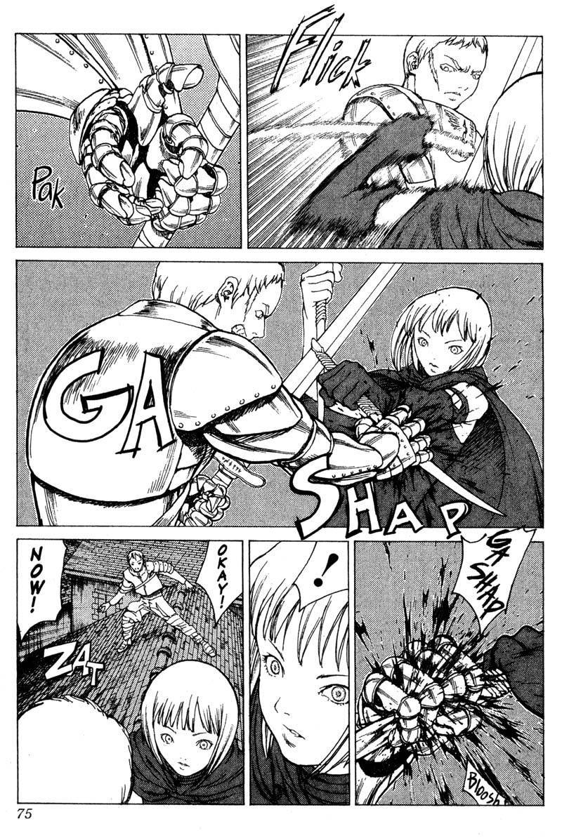 Claymore, Chapter 6 image 028