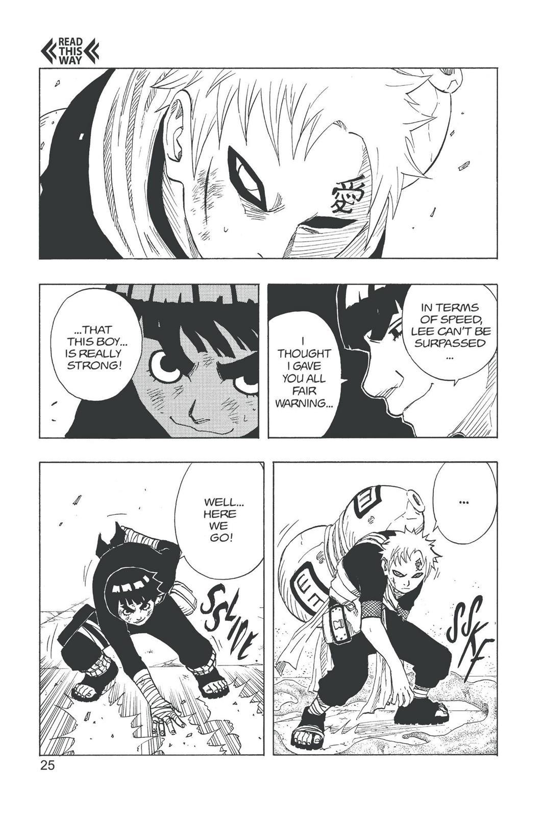 Naruto, Chapter 82 image 026