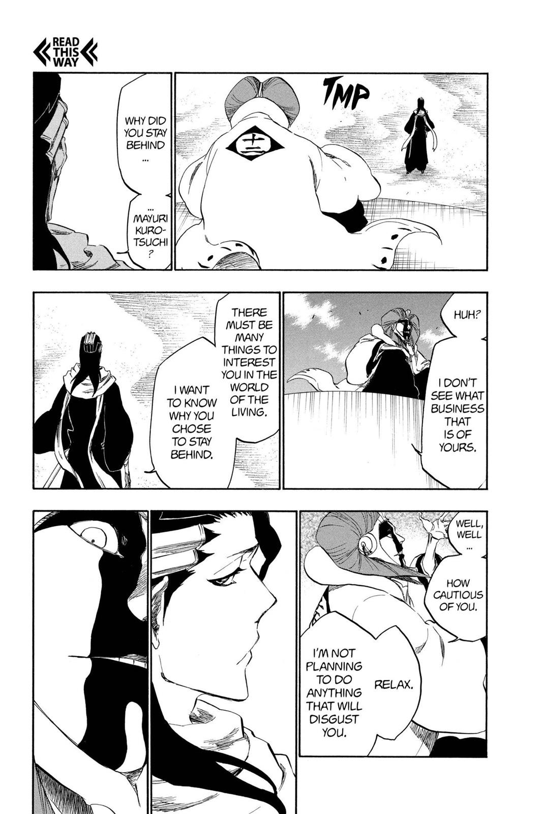 Bleach, Chapter 381 image 013