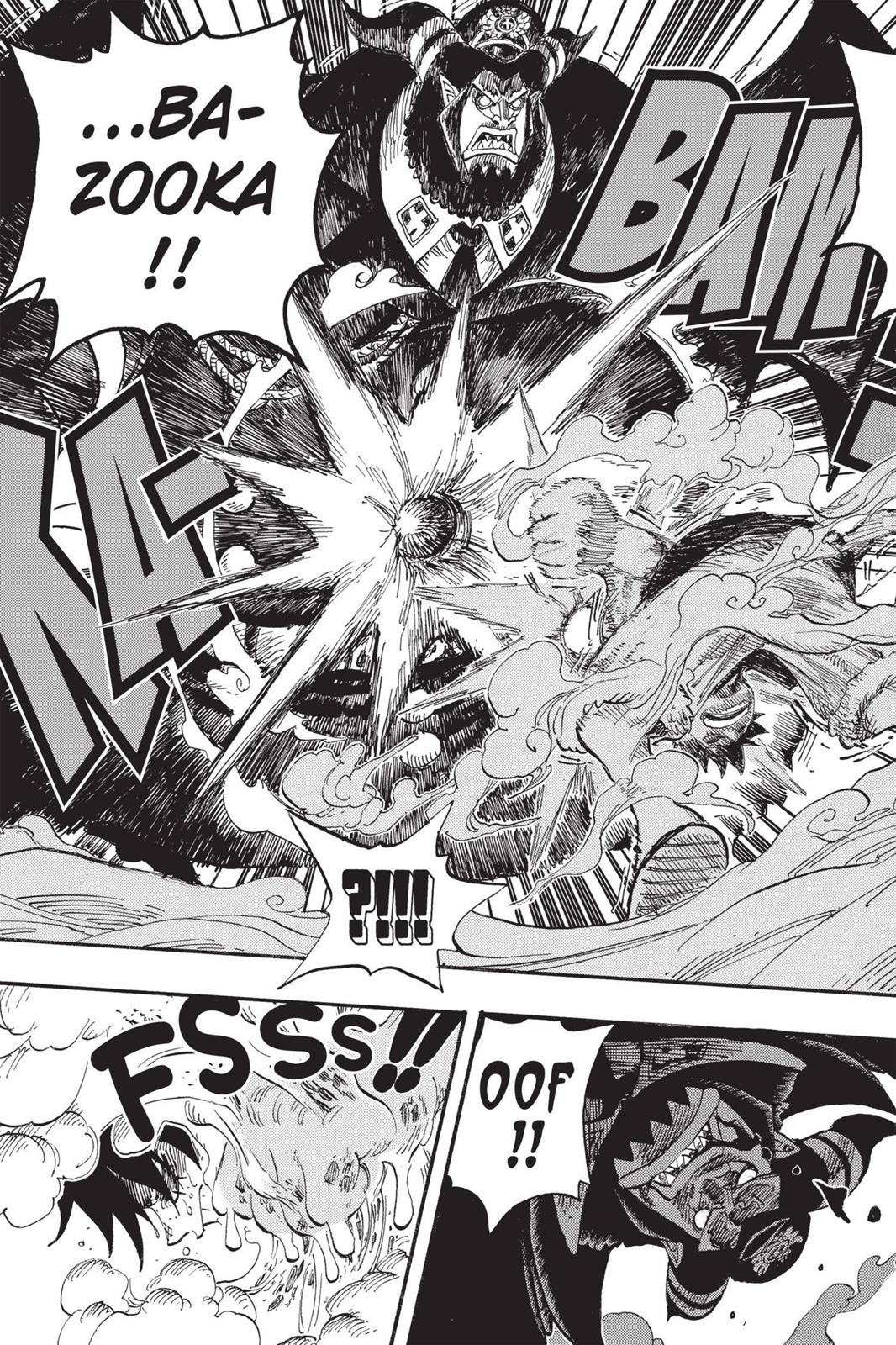 One Piece, Chapter 534 image 019