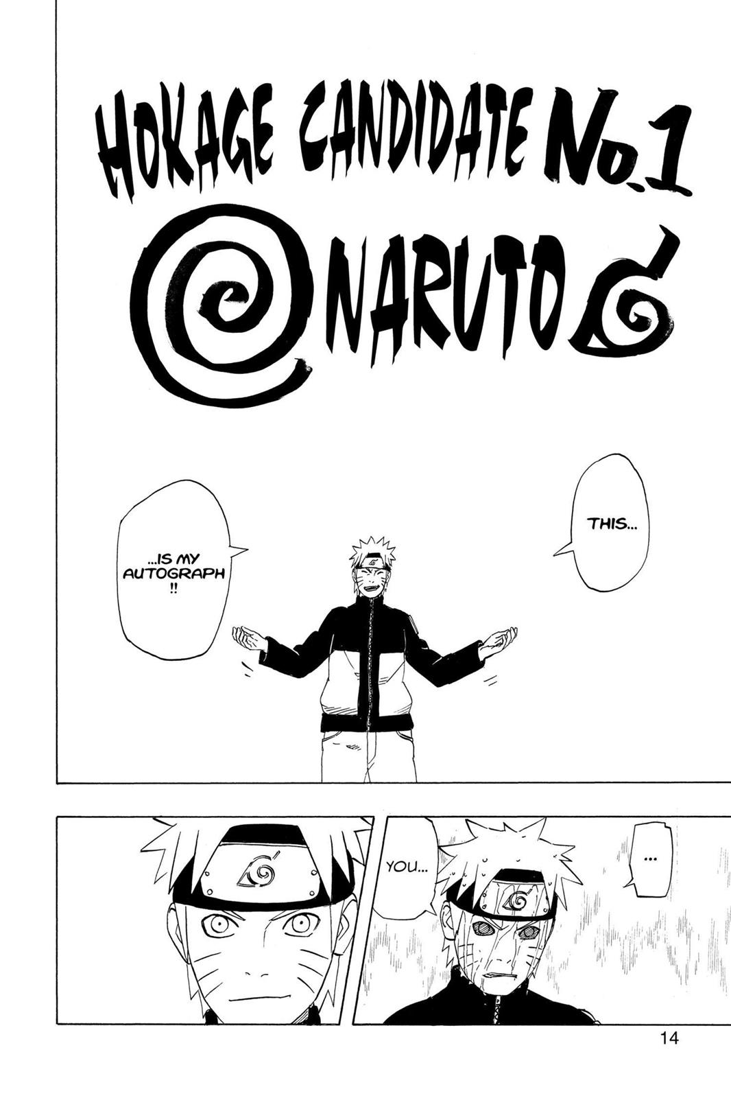Naruto, Chapter 495 image 015